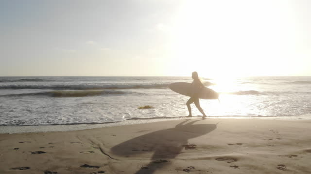 surfer - recreational pursuit stock videos & royalty-free footage