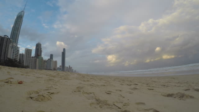 Surfers Paradise at Dusk Gold Coast Queensland Australia