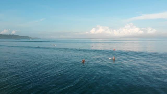 surfers - puntarenas province stock videos & royalty-free footage