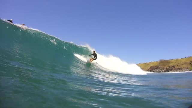 surfing hawaii - surfing stock videos & royalty-free footage