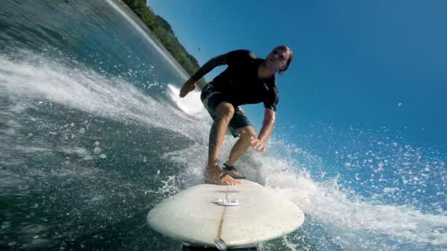 vídeos y material grabado en eventos de stock de surf en costa rica - 40 44 años