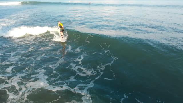 vídeos y material grabado en eventos de stock de surf en costa rica - largo longitud