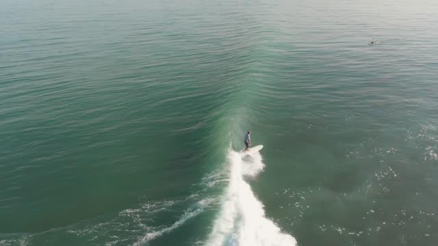 surfen in costa rica - surfbrett stock-videos und b-roll-filmmaterial