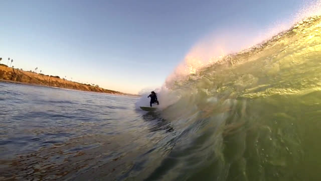 surfing - wetsuit stock videos & royalty-free footage