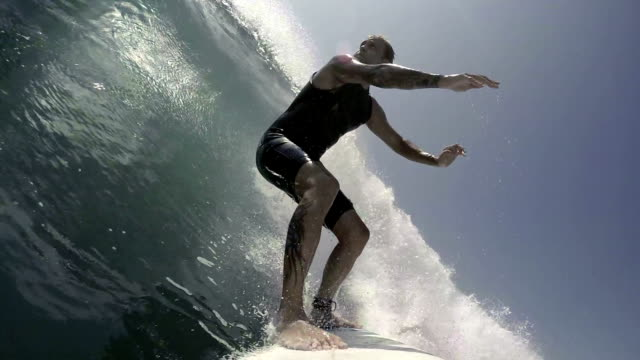 surfing - pipeline stock videos and b-roll footage