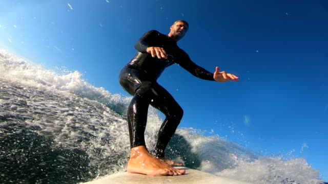 surfing - southern california stock videos and b-roll footage