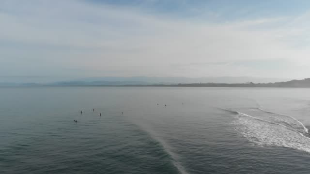 surfing - puntarenas province stock videos & royalty-free footage