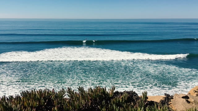 Surfspots in Southern California