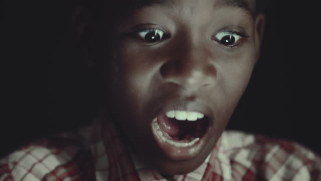 surprise !!! - pre adolescent child stock videos & royalty-free footage