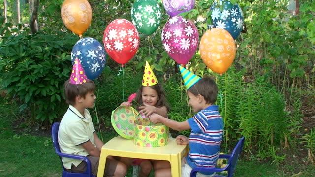 surprise!!!!!!!!!! - birthday stock videos & royalty-free footage