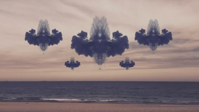 surreal time lapse - ethereal stock videos & royalty-free footage