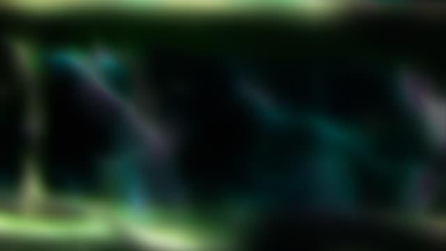 vídeos y material grabado en eventos de stock de surreal underwater scene - foco difuso