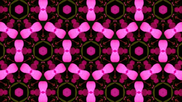 surreality abstrakte bewegungsgrafiken, kaleidoskop hintergrund - morphing stock-videos und b-roll-filmmaterial