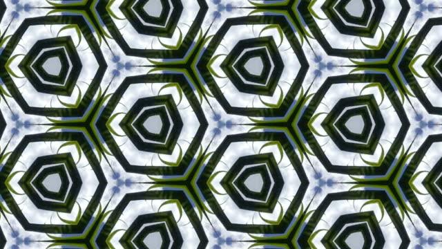 Surreality abstrakt rörlig grafik