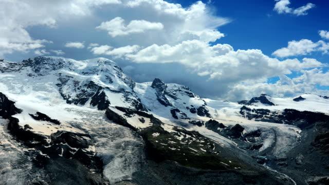 Surrounding mountains of the Matterhorn