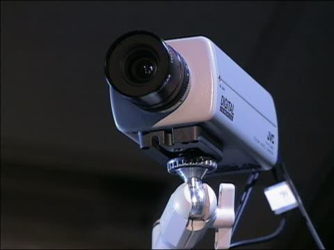 PAN surveillance camera
