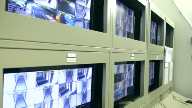 surveillance monitor - order stock videos & royalty-free footage
