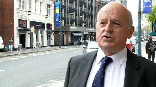 survey shows fall in violent crime wales professor jonathan shepherd interview sot since 2008 alcohol has become less affordable / numbers of... - disposable stock videos and b-roll footage
