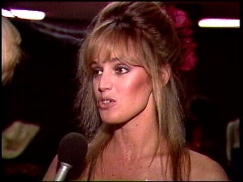 Susan Anton interview on January 01 1981 in Los Angeles California