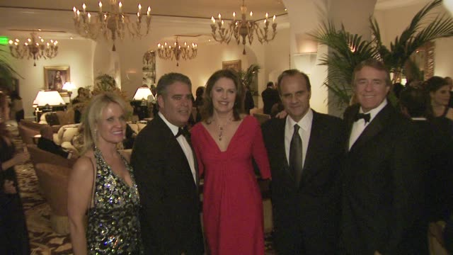 susan fuerstman, alan j. fuerstman, joe torre at the montage beverly hills opening at los angeles ca. - montage beverly hills stock videos & royalty-free footage
