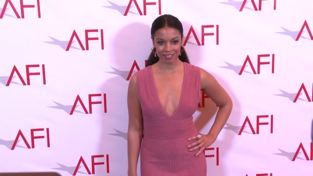 susan kelechi watson at 17th annual afi awards at four seasons hotel los angeles at beverly hills on january 06, 2017 in los angeles, california. - four seasons hotel stock videos & royalty-free footage