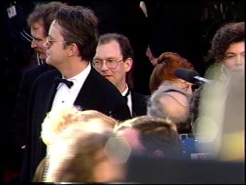susan sarandon at the 1991 academy awards at the shrine auditorium in los angeles, california on march 25, 1991. - スーザン・サランドン点の映像素材/bロール