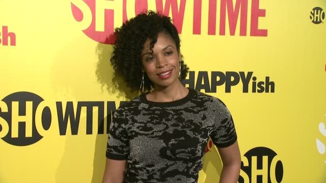 Susan Watson at The SHOWTIME Premiere Of The Original Comedy Series HAPPYish at Sunshine Cinema on April 20 2015 in New York City