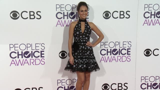 susannah fielding at the people's choice awards 2017 at microsoft theater on january 18, 2017 in los angeles, california. - people's choice awards stock videos & royalty-free footage