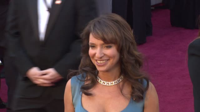 susanne bier at the 83rd annual academy awards arrivals part 2 at hollywood ca - academy awards stock videos & royalty-free footage