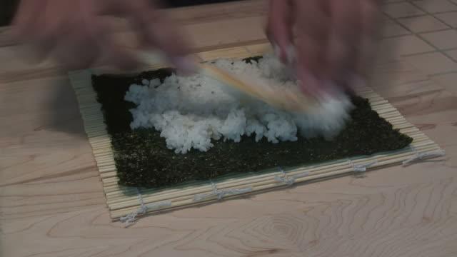 Sushi 1 /SD 60i timelapse