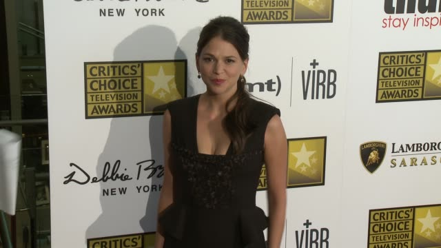 Sutton Foster at Broadcast Television Journalists Association's 3rd Annual Critics' Choice Television Awards on 6/10/2013 in Beverly Hills CA