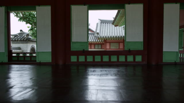 suwon hwaseong fortress (unesco world heritage site) - suwon stock videos and b-roll footage