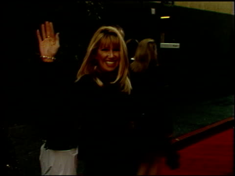 suzanne somers at the 1992 people's choice awards at universal studios in universal city california on march 1 1992 - suzanne somers stock videos & royalty-free footage