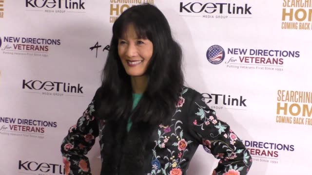 Suzanne Whang at The Cast Of Lifetime Television's Army Wives Reunites For Searching For Home Coming Back From War at Arclight Theatre in Sherman...