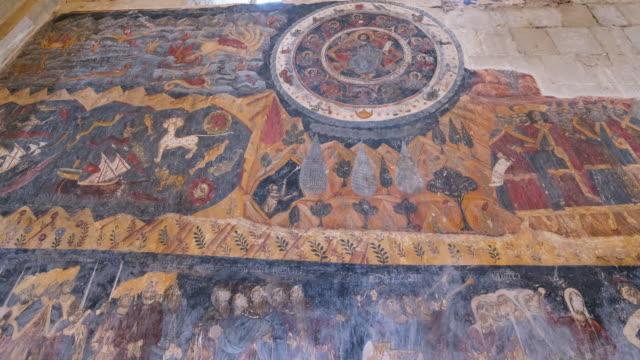 vidéos et rushes de svetitsjoveli cathedral, world heritage site, unesco, mtskheta city, mtskheta-mtianeti region, georgia, middle east - culture de l'europe de l'est