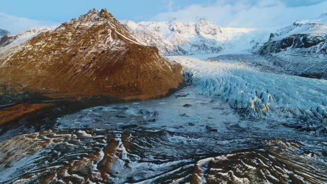 Svínafellsjökull Glacier, Skaftafell, Iceland