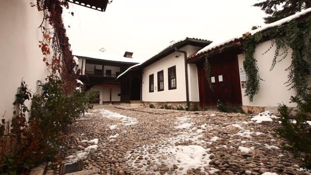 svrzo's house in sarajevo - bosnia and hercegovina stock videos & royalty-free footage