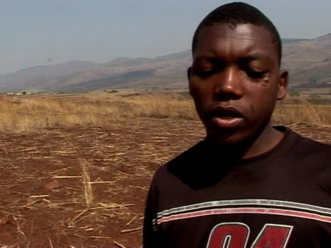 swaziland has the highest rate of hiv and aids in the world at over 40 percent of the population. although the fight against the disease has become a... - retrovirus video stock e b–roll