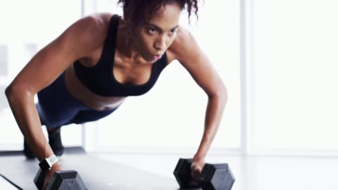 sweating it out in the gym - gym stock videos & royalty-free footage