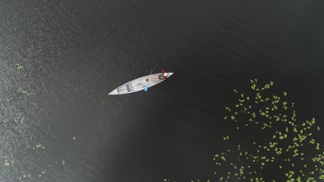 sweden aerial nature travel - サウンドトラック点の映像素材/bロール