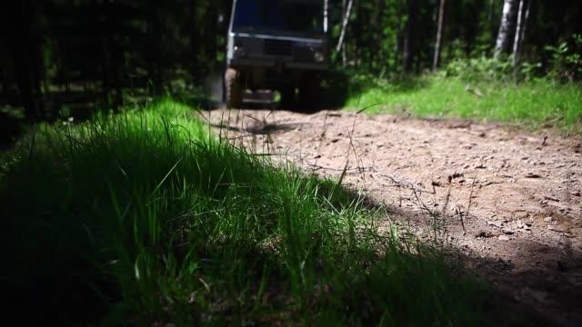 Sweden all terrain vehicle.