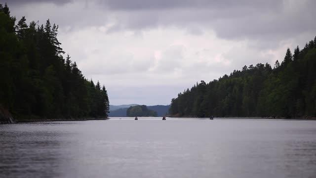 Sweden, canoe