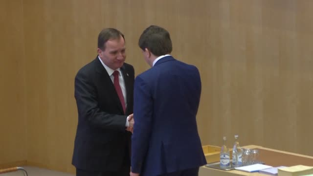 Sweden ends a four month political vacuum by electing Prime Minister Stefan Lofven to a second term after he elbowed out the far right to save one of...
