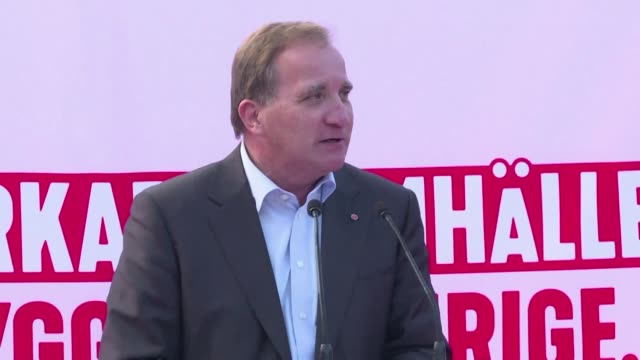 Sweden has ended a four month political vacuum as lawmakers elect Prime Minister Stefan Lofven to a second term after he elbowed out the far right to...