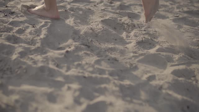vidéos et rushes de sweden nature travel model - footpath