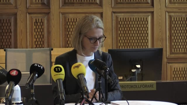 sweden's former ambassador to beijing accused of overstepping her mandate by trying to negotiate the release of a chineseswedish dissident held in... - former stock videos & royalty-free footage