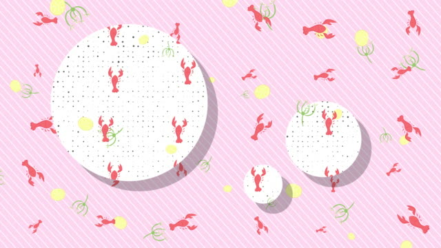 Swedish Crayfish Party Background