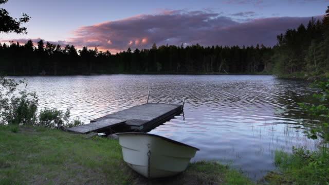 SLOW MOTION: Swedish Lake