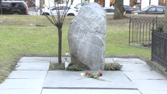 swedish police provide an update on the investigation into the assassination of former prime minister olof palme in 1986 - murder stock videos & royalty-free footage