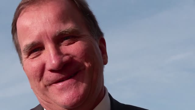 Swedish Prime Minister Stefan Lofven said in an interview with AFP that he was opposed to a slowdown in negotiations on free trade agreements before...